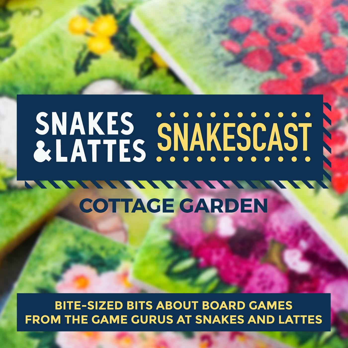 Cottage Garden, Part 1 - A Wheelbarrow Full of Cats