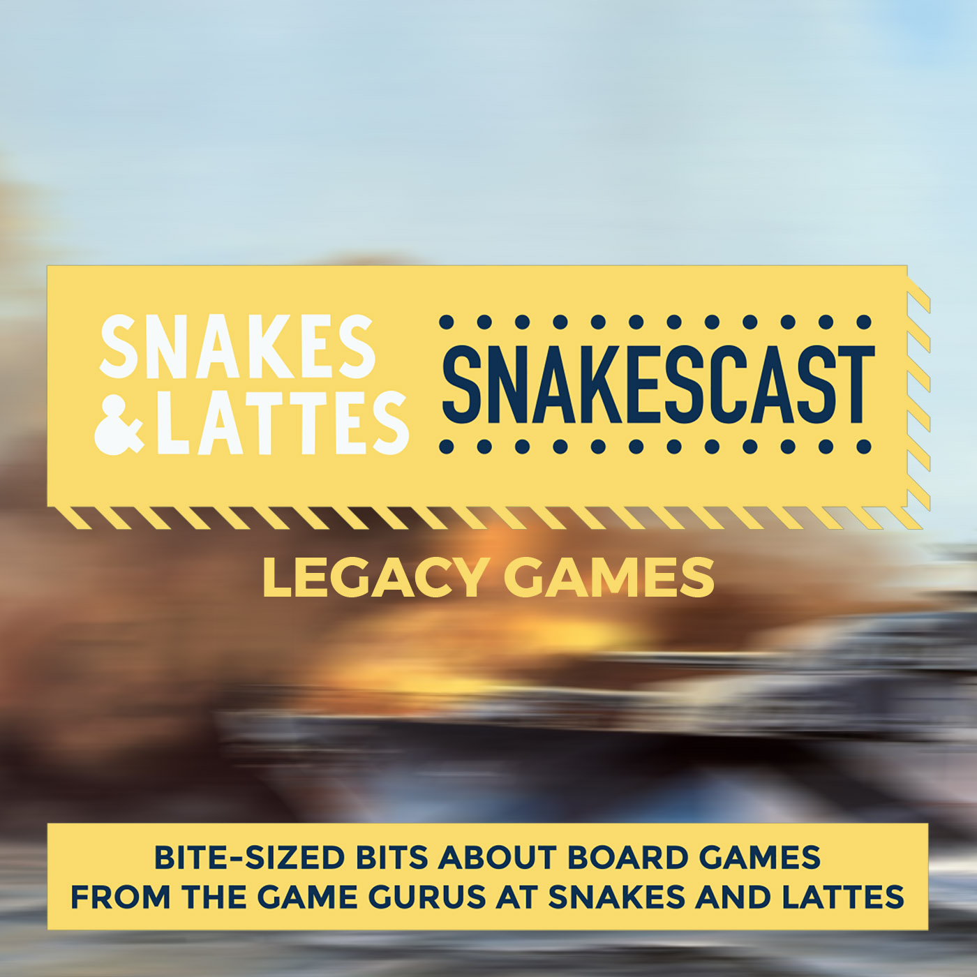 Legacy Games, Part 1 - Everything that happens is your responsibility