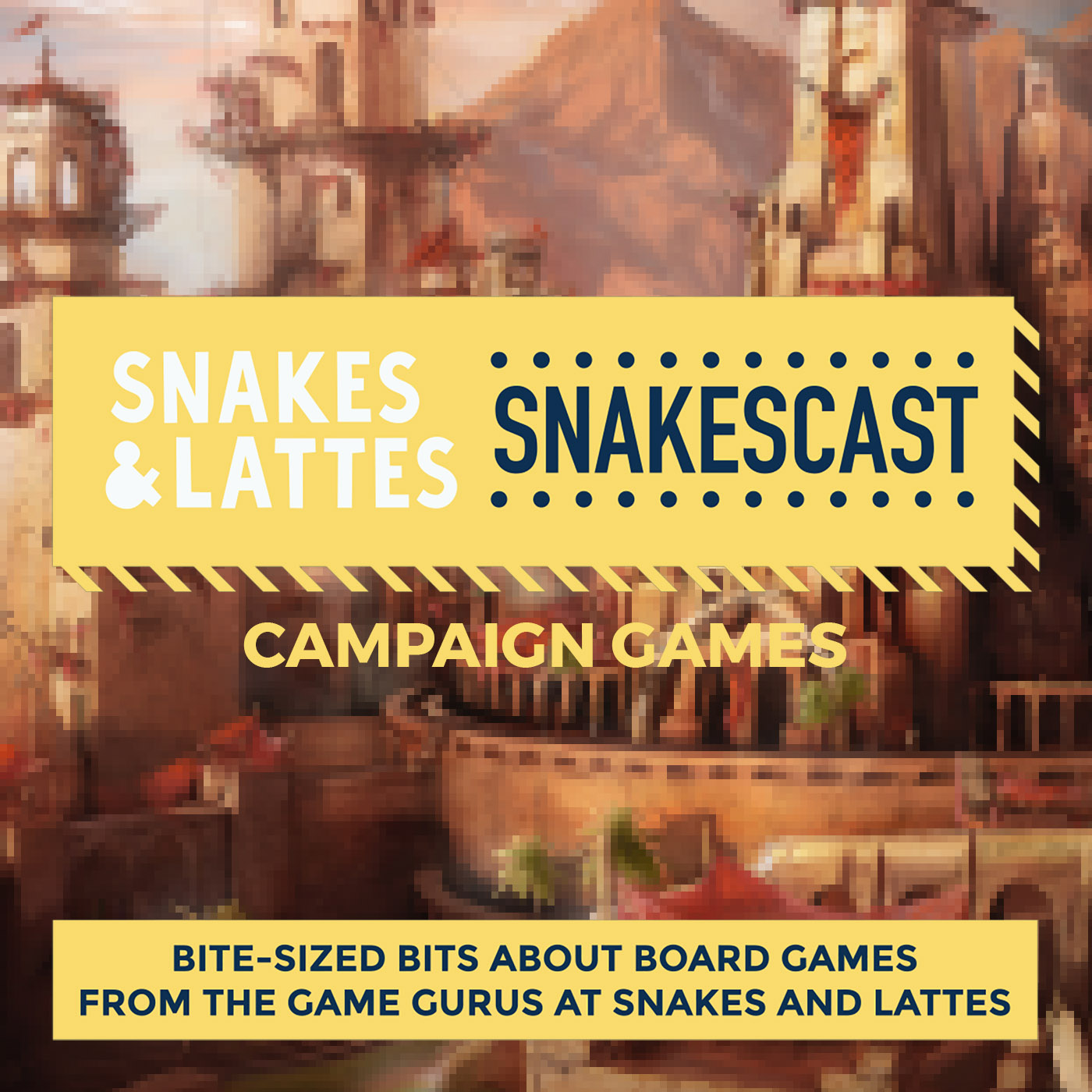 Campaign Games, Part 3 - Campaigns for everyone!