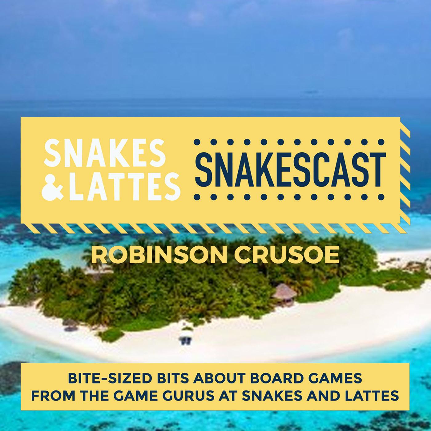 Robinson Crusoe, Part 2 - Surviving the Island