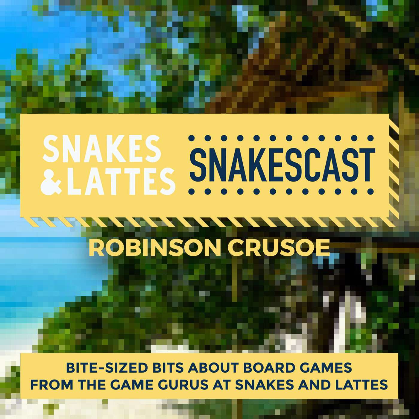 Robinson Crusoe, Part 3 - Escaping the Island