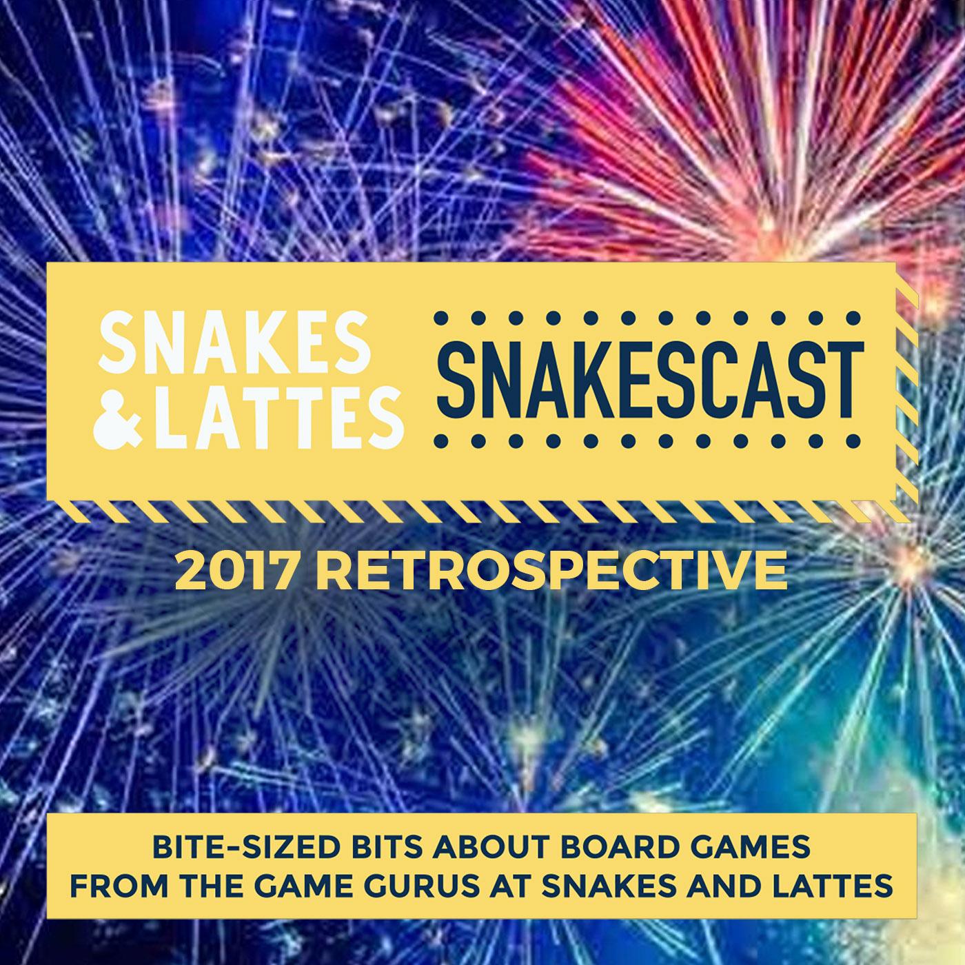2017 Retrospective, Part 2 - Café games