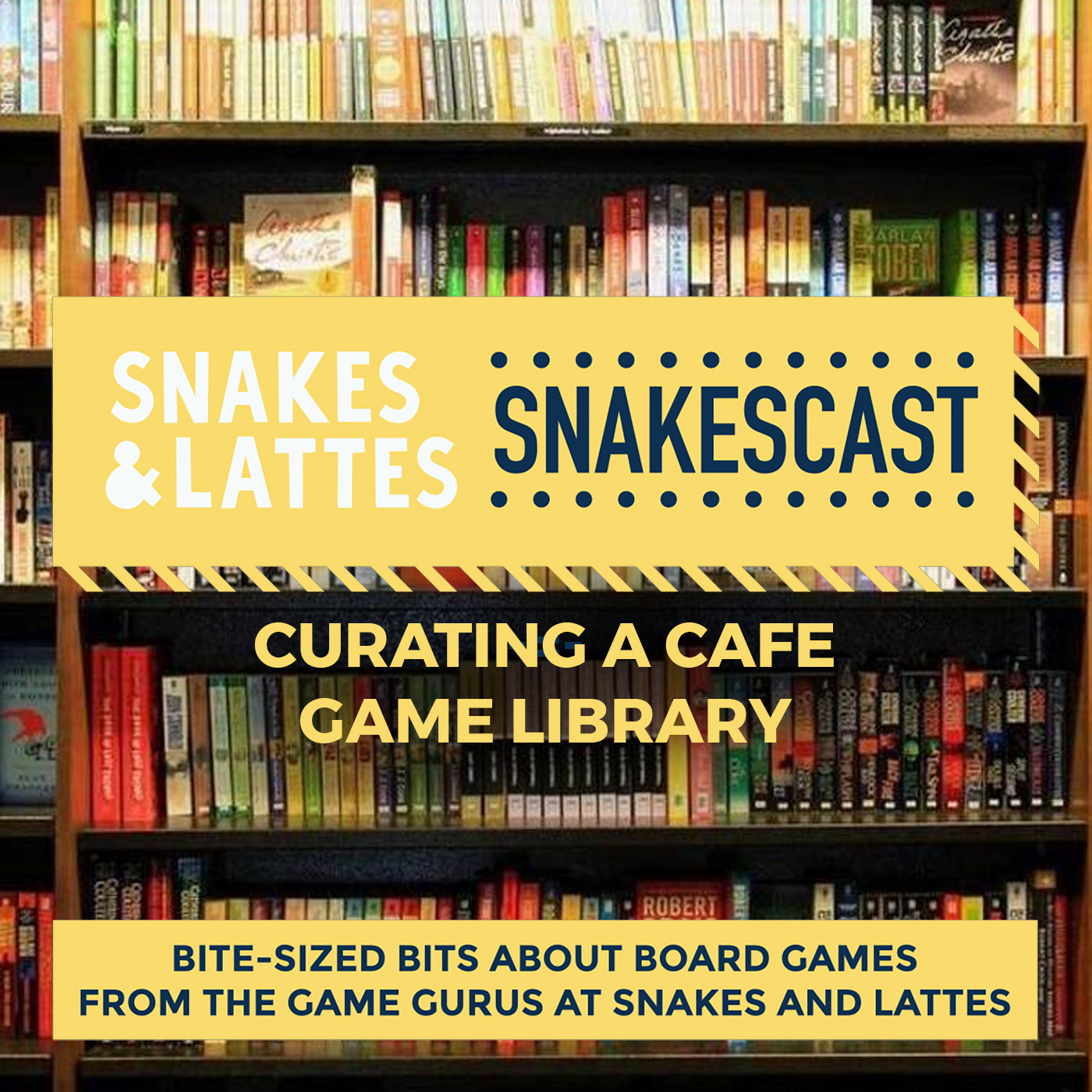 Curating a Café Game Library, Part 1 - What do our curators do?